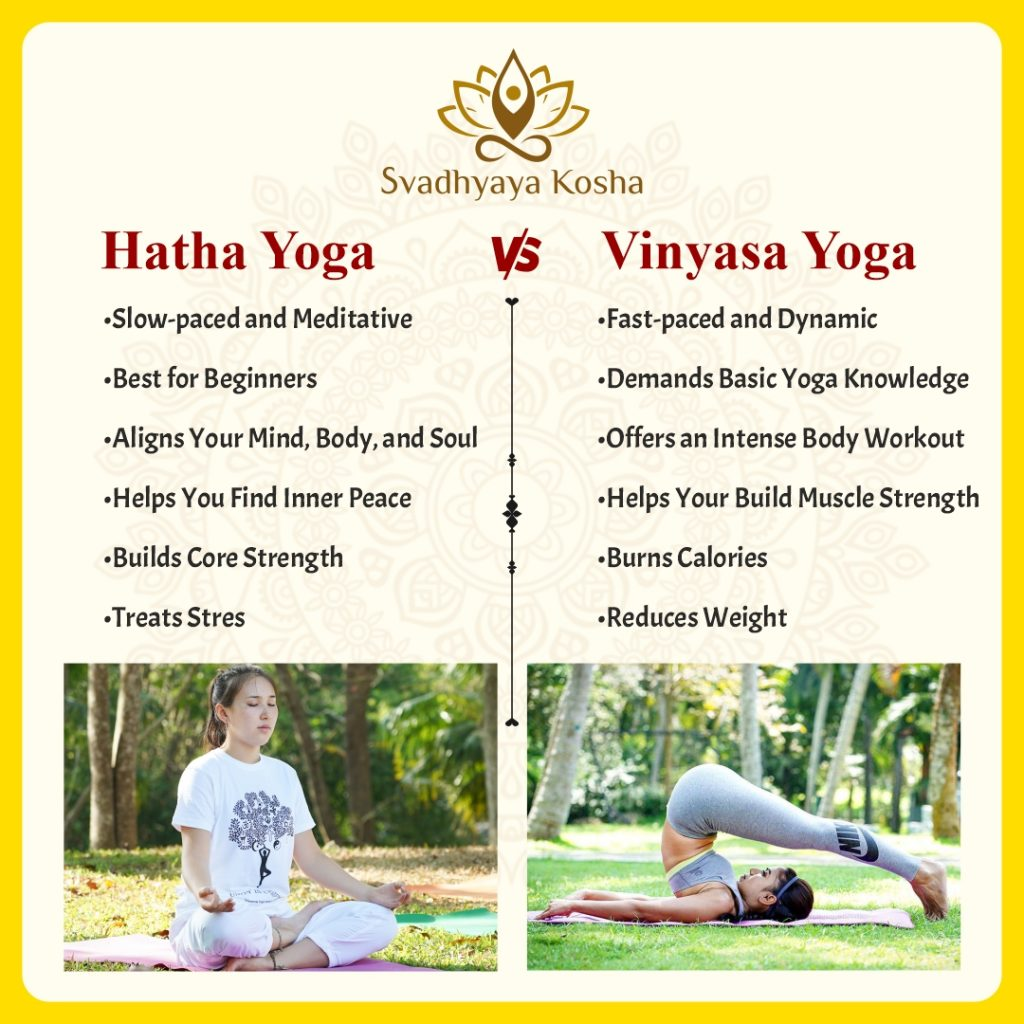 vinyasa vs hatha