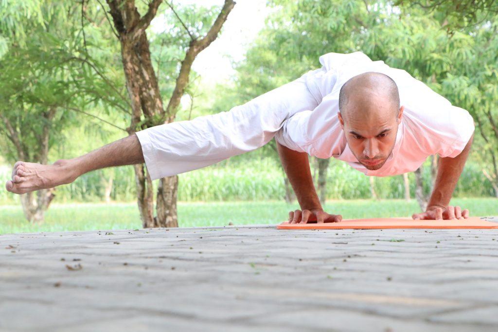 vinyasa yoga poses