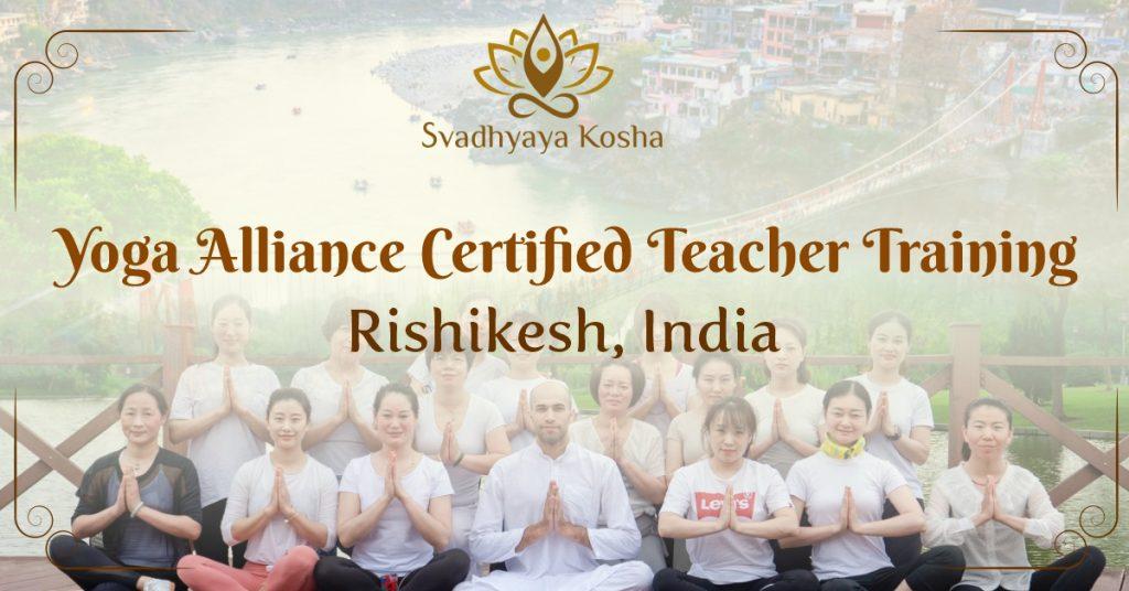 best yoga schools in India