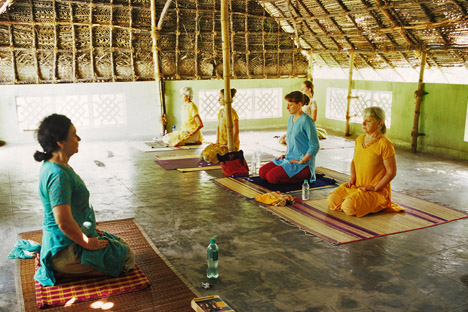 International Center for Yoga Education and Research, Puducherry, Tamil Nadu