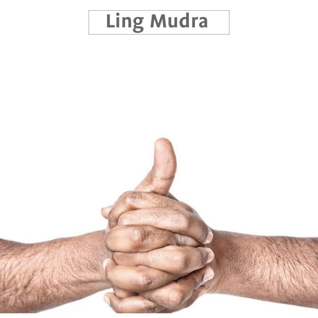 Ling mudra
