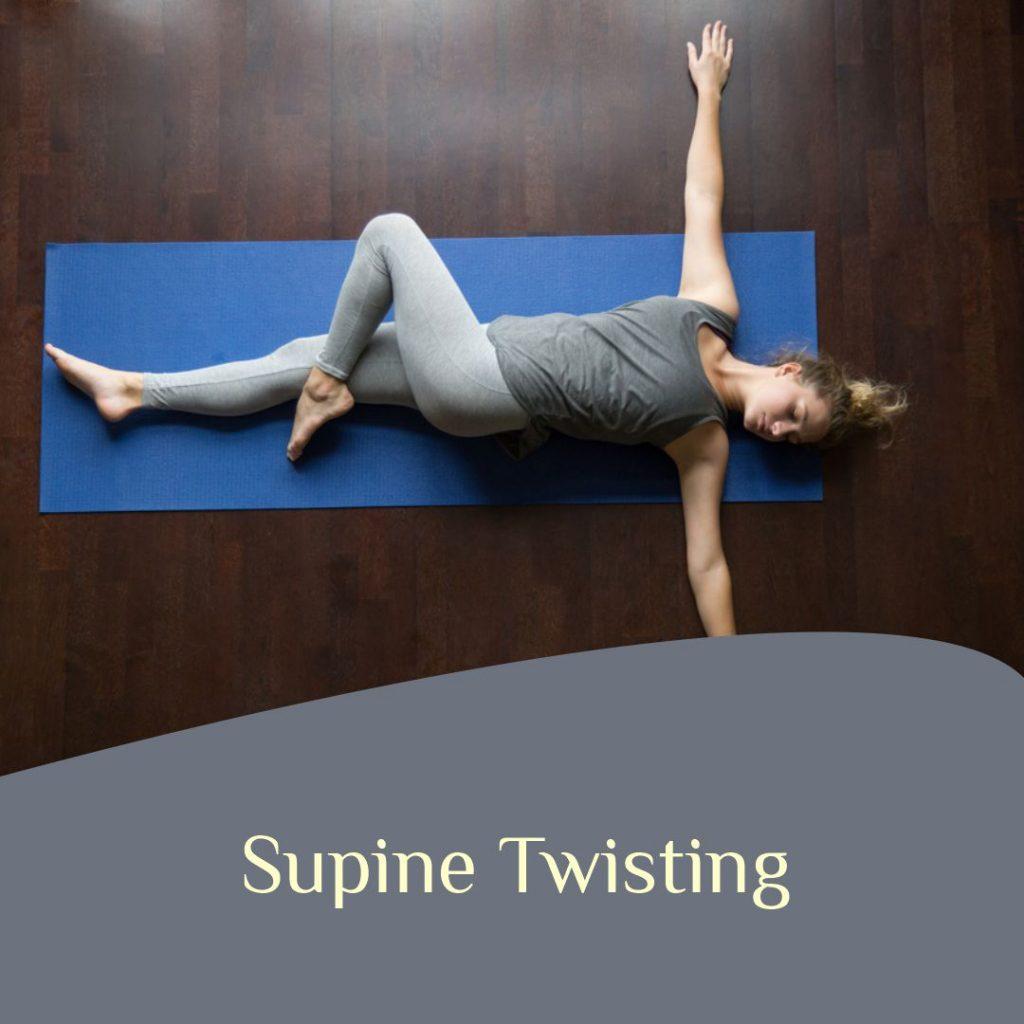 Supine Twisting