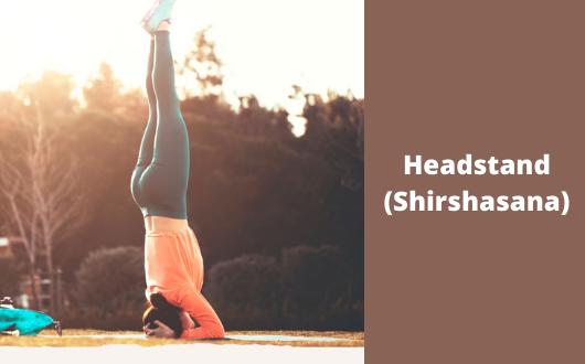 Headstand (Shirshasana)