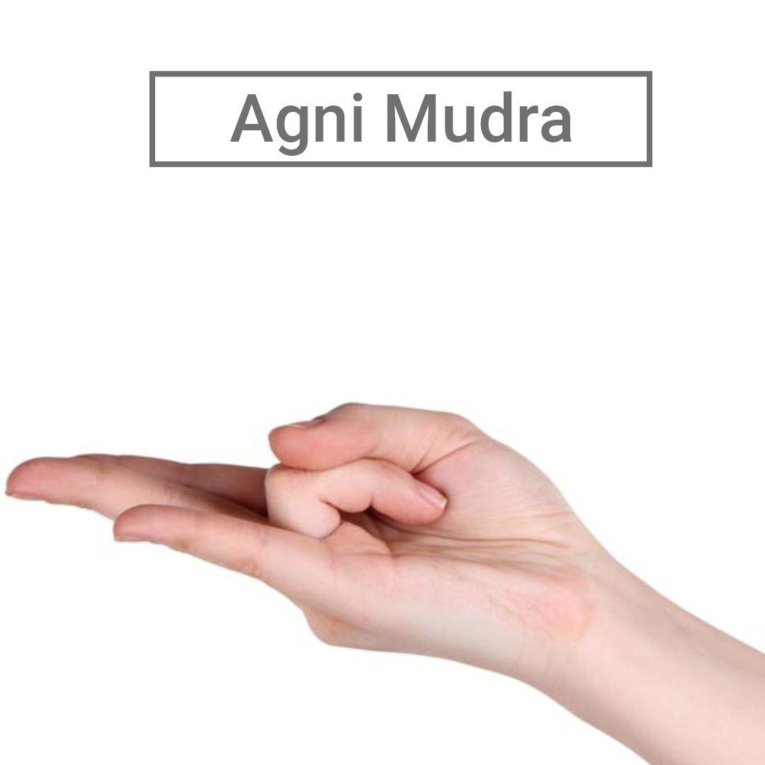 Agni Mudra